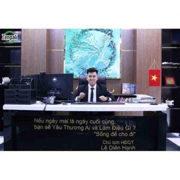 """CEO Lê Diên Hạnh: """"Sống để cho đi bởi lẽ cho đi là còn mãi"""""""