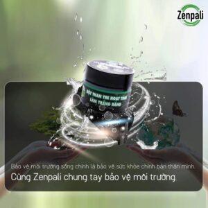 Zenpali T – Bột Than Hoạt Tính Làm Trắng Răng