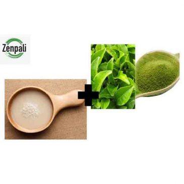 Công thức làm đẹp da từ nước vo gạo và trà xanh