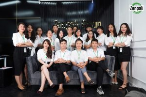 Đội ngũ nhân sự công ty Zenpali Group