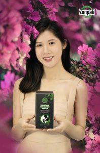 Người mẫu ảnh  Hà Quỳnh Như