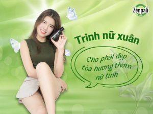 Dung dịch vệ sinh phụ nữ Trinh Nữ Xuân sản phẩm phù hợp với các bạn gái