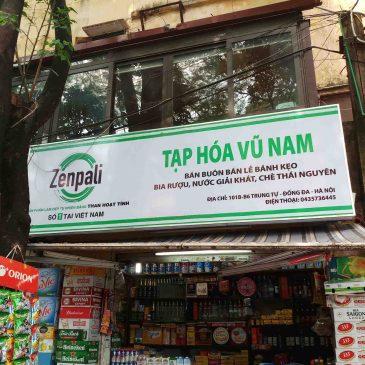 Bất ngờ với mức độ phủ sóng khắp Hà Nội của thương hiệu mỹ phẩm thiên nhiên Zenpali