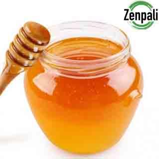 Rửa mặt bằng mật ong giúp các nàng sở hữu làn da sáng mịn